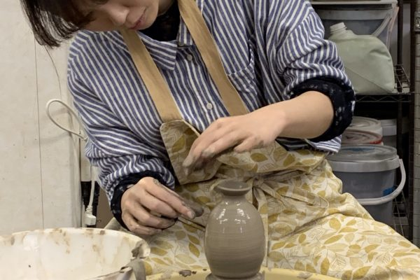 はじめての陶芸体験