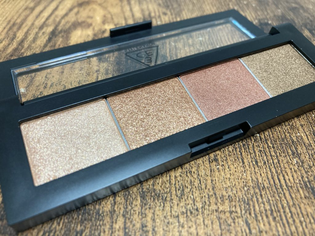 3CE Eye Shadow Palette Sienna